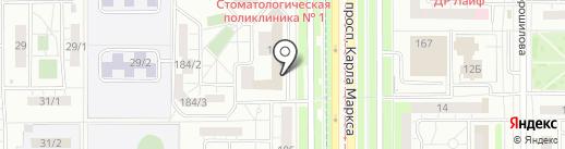 ЗАГС г. Магнитогорска на карте Магнитогорска