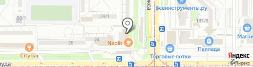 NEOLIT на карте Магнитогорска