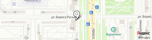 TABAKOV-SHOP на карте Магнитогорска