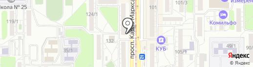 Bananboardshop на карте Магнитогорска