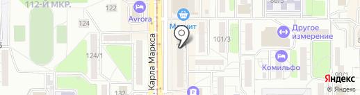 Happy Baby на карте Магнитогорска
