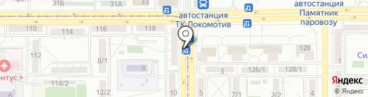 МегаФон на карте Магнитогорска