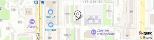 Помоги себе сам на карте Магнитогорска