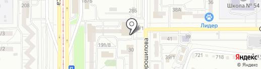 Шинторг на карте Магнитогорска