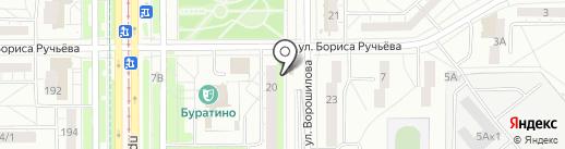 Право и финансовая свобода на карте Магнитогорска