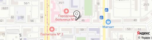 Банкомат, СМП банк на карте Магнитогорска