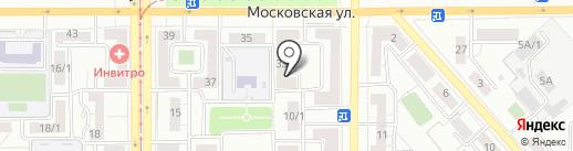 Time-NET на карте Магнитогорска