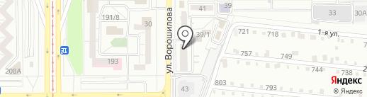 Undercut на карте Магнитогорска