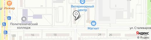 Mr.Dom на карте Магнитогорска