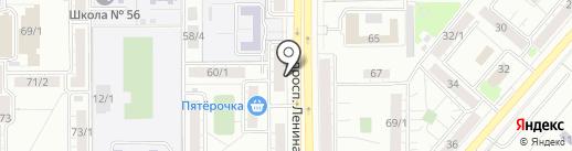 LORENA кухни на карте Магнитогорска