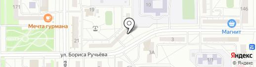 ОК Банкрот-Магнитогорск на карте Магнитогорска