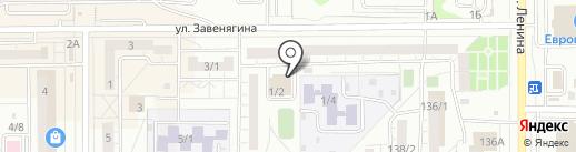 Спецэкология на карте Магнитогорска