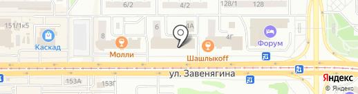 Rbt.ru на карте Магнитогорска