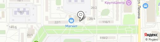Гармония на карте Магнитогорска