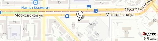 Федеральная служба по ветеринарному и фитосанитарному надзору по Челябинской области на карте Магнитогорска