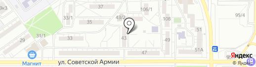 Государственное управление жилищной инспекции Челябинской области на карте Магнитогорска