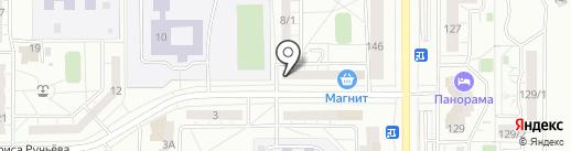 Родник, ТСЖ на карте Магнитогорска