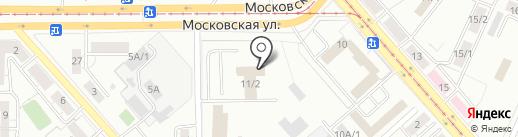 Отдел по борьбе с организованной преступностью Главного управления МВД России по Челябинской области на карте Магнитогорска