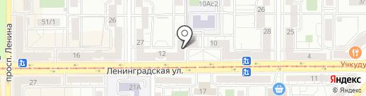 Семейная академия на карте Магнитогорска