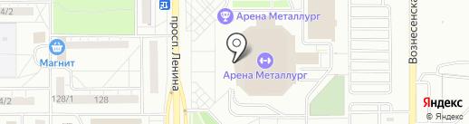 Tea Funny на карте Магнитогорска
