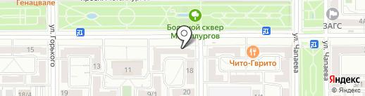 illusion на карте Магнитогорска