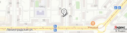 DoGlobal на карте Магнитогорска