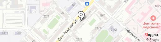 Lash and brow на карте Магнитогорска