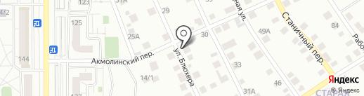 Магнитогорская Строительная Компания на карте Магнитогорска