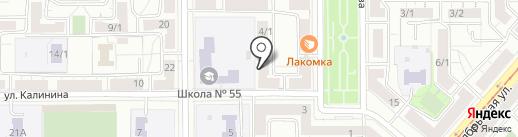 Эксперт-Консалтинг на карте Магнитогорска