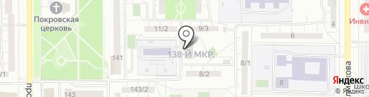AvtoPRostoR на карте Магнитогорска