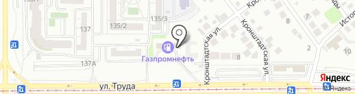 SRS-технологии на карте Магнитогорска