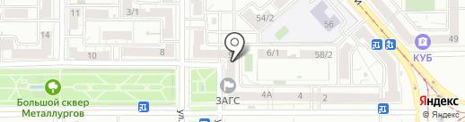 NHT Global на карте Магнитогорска