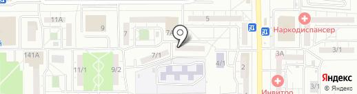 WoodSign на карте Магнитогорска