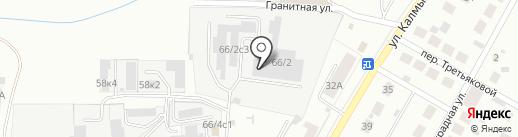 Термопласт-М на карте Магнитогорска