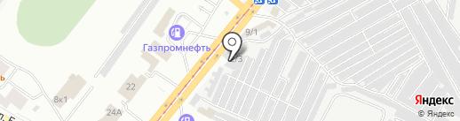 Prime-Avto на карте Магнитогорска
