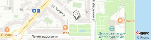 САБwoofer на карте Магнитогорска