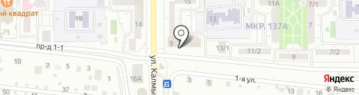 Юдзава Трэкторс Ко на карте Магнитогорска