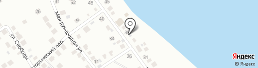 Урал Дом на карте Магнитогорска