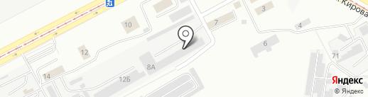 Одеть Доктора на карте Магнитогорска