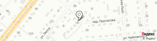 ВССК-технология на карте Магнитогорска