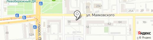 Сеть мастерских по ремонту обуви на карте Магнитогорска