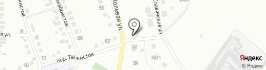 Спецстрой на карте Магнитогорска