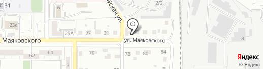 АвтоГоспиталь на карте Магнитогорска