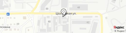 Центр мебельной комплектации на карте Магнитогорска