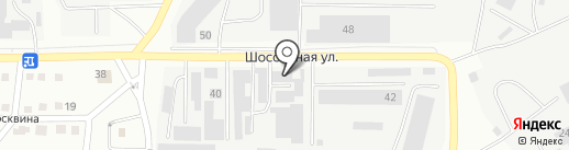 Золотое сечение на карте Магнитогорска