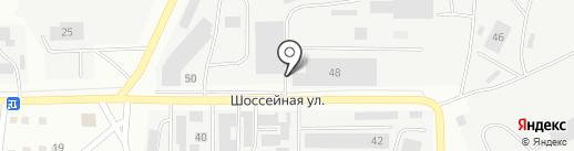 Стройдеталь, ЗАО на карте Магнитогорска