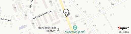 АВРОРА на карте Наровчатки