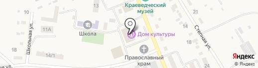 Дом культуры на карте Наровчатки
