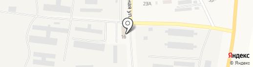 Уралмедсервис на карте Наровчатки