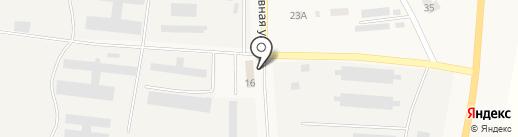 Аптека на карте Наровчатки